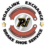RI Exchange Brake Shoe Logo