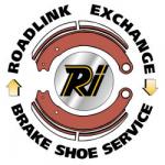RI Exchange Brake Shoe Logo
