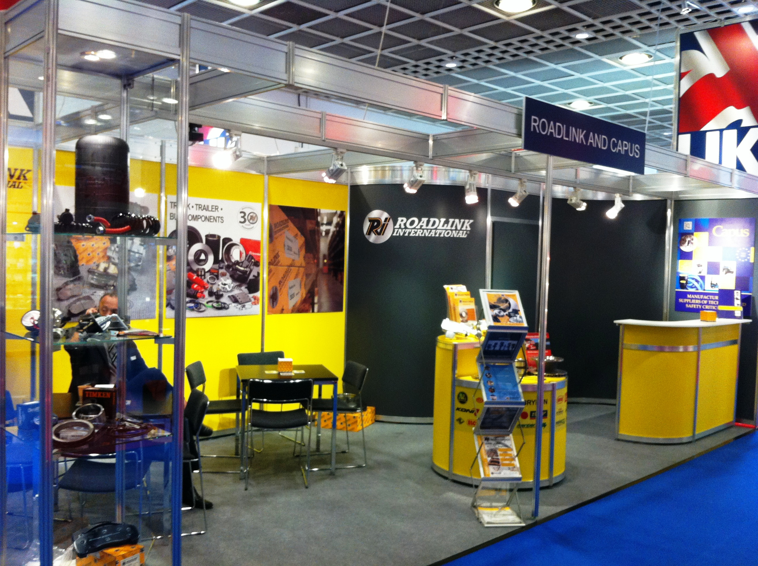 Roadlink Automechanika Frankfurt 2012