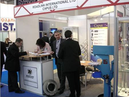 Roadlink Automechanika Moscow 2009