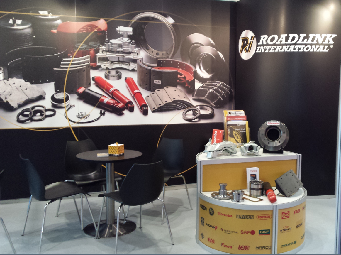 Roadlink Automechanika Frankfurt 2014