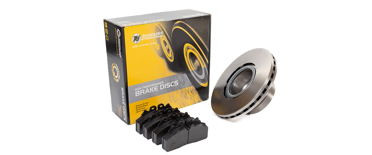 Disc braking range