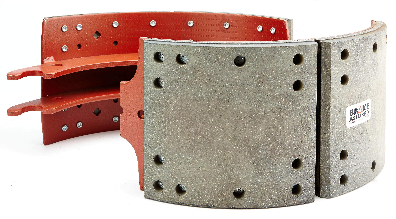 Brake Relining Material : Unique range of brake assured exchange cv shoes