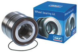 SKF truck trailer and bus hub bearings